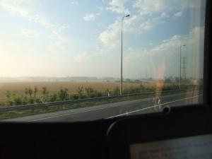 Sunrise and Kindle