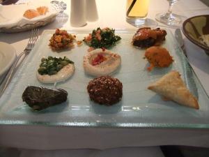 Sofra vegetarian healthy meal