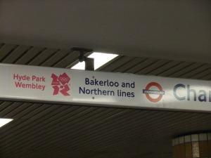 Charing Cross tube