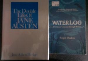 Jane Austen and Waterlog