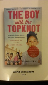 The Boy with the Topknot - Sathnam Danghera