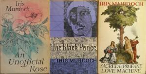 Iris Murdoch books