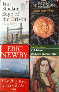 Newby, Lees-Milne, Litvinov, Sinclair