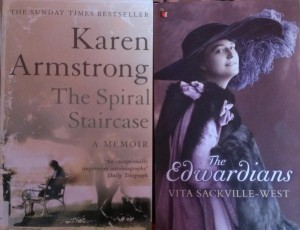 Karen Armstrong and Vita Sackville-West