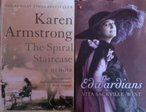 Karen Armstrong and Vita Sackville-West
