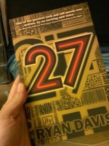 """Ryan Davis """"27"""""""