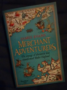 James Evans - Merchant Adventures reviewing for Shiny New Books