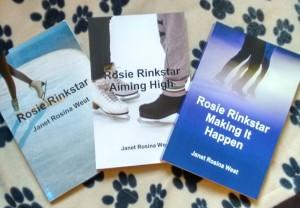 Rosie Rinkstar books