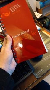 APA Stylebook