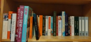 Jan 2015 To Be Read shelf