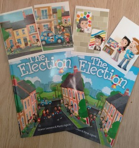 The Election by Ellie Levenson and Marek Jagucki