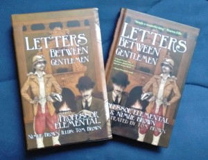 Letters Between Gentlemen Professor Elemental and Nimue Brown