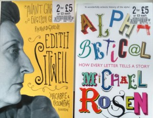 Edith Sitwell and Michael Rosen