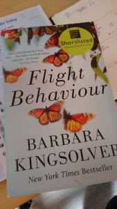 Kingsolver Flight Behaviour