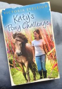 Victoria Eveleigh Katy's Pony Challenge