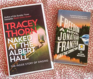 Tracey Thorn and Jonathan Franzen