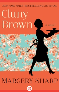 Margery Sharp Cluny Brown ebook cover