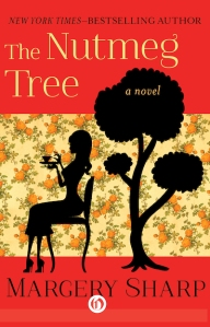 Margery Sharp The Nutmeg Tree ebook cover