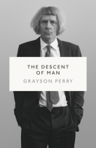 The Descent of Man Grayson Perry front cover
