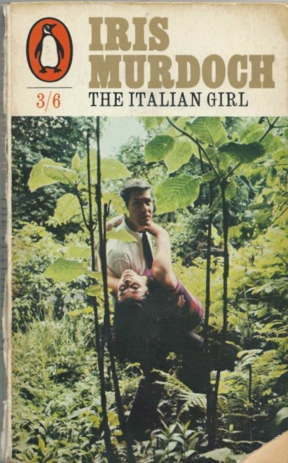 8 Maria Peacock Italian Girl 1967 Penguin
