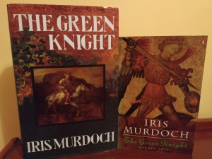 Iris Murdoch's The Green Knight