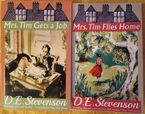DE Stevenson Mrs Tim novels