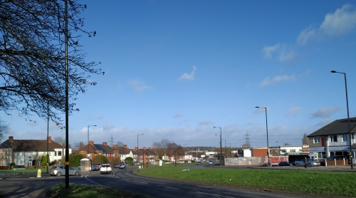 Bromford Lane, Hodge HIll