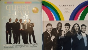 Two Queer Eye Books