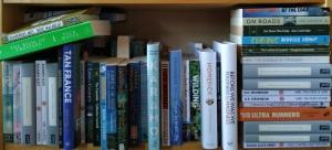 TBR shelf August
