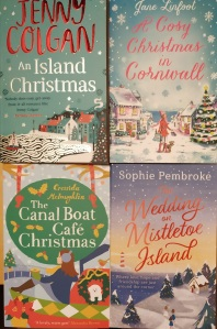 Four Christmas novels